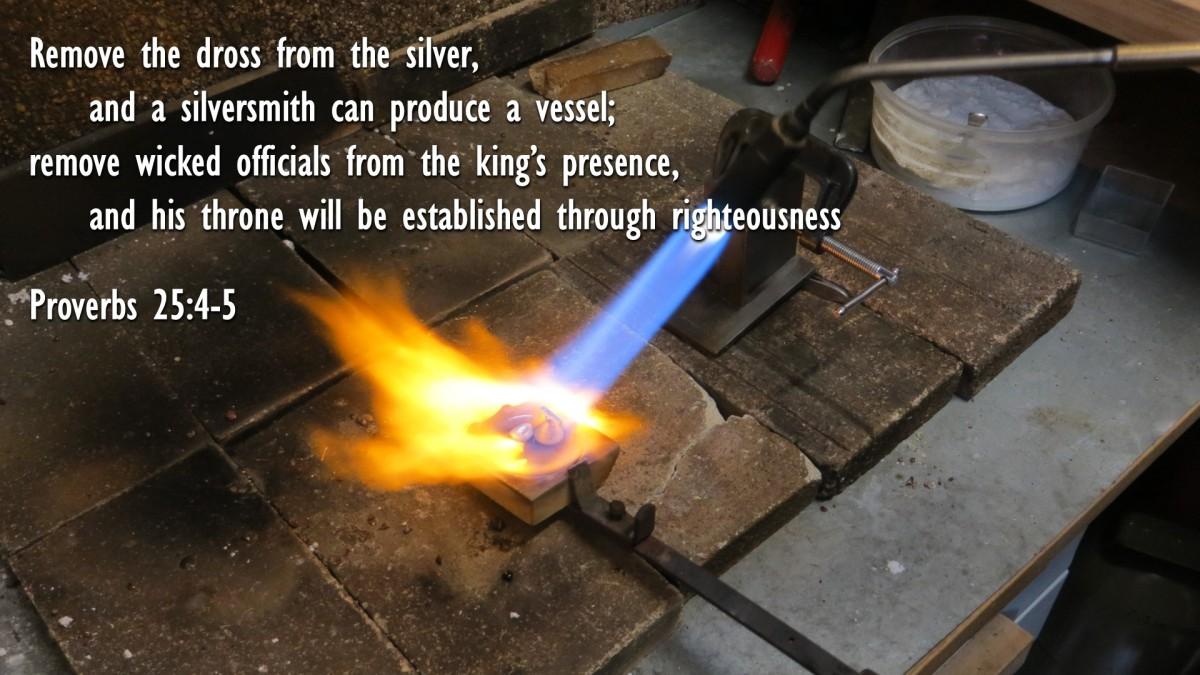 Proverbs 24:4-5