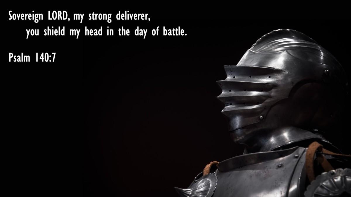 Psalm 140:7