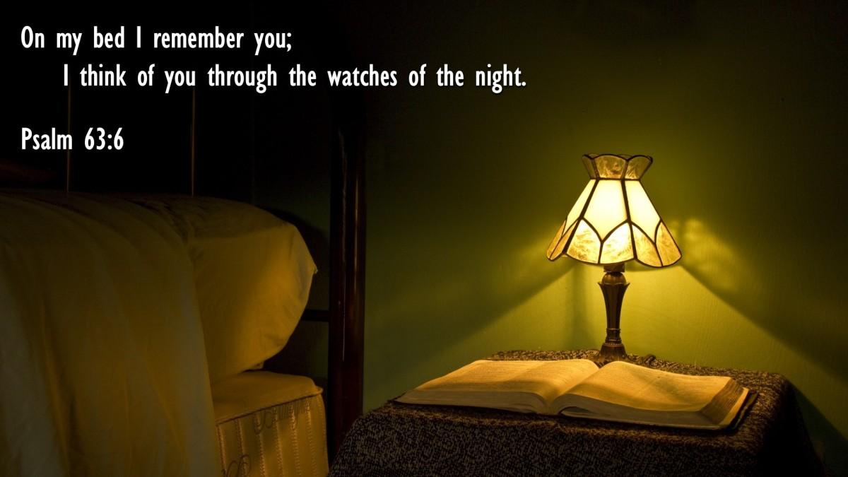 Psalm 63:6