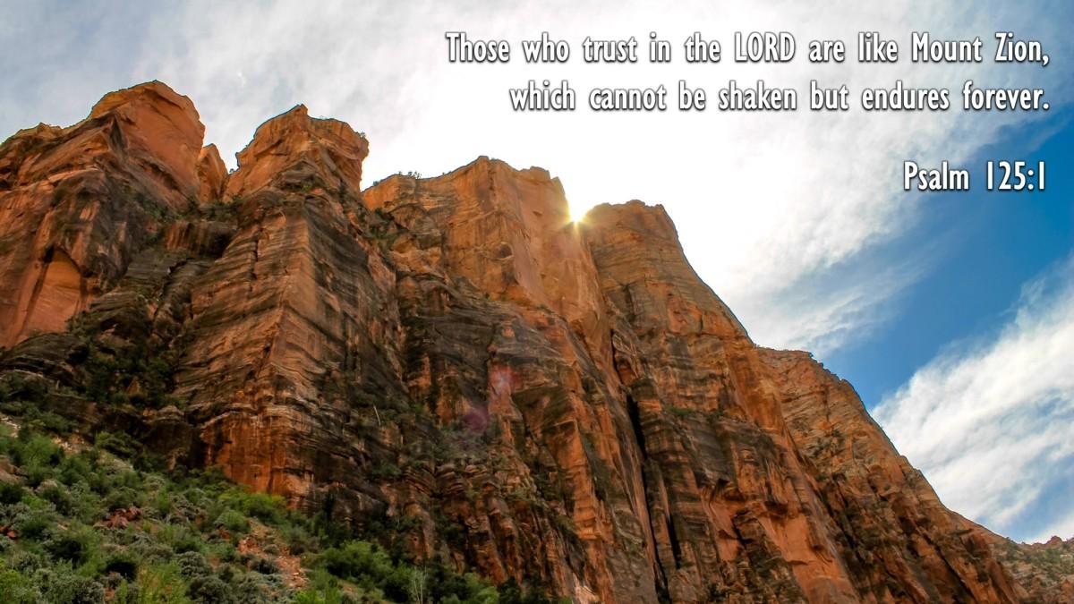 Psalm 125:1