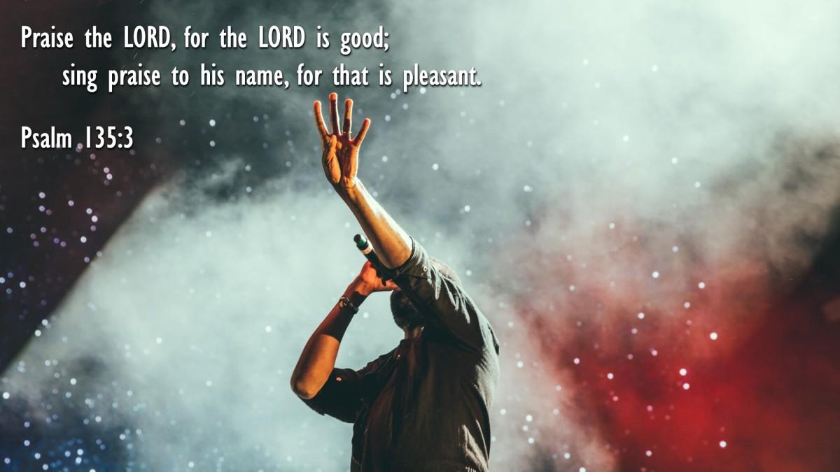 Psalm 135:3