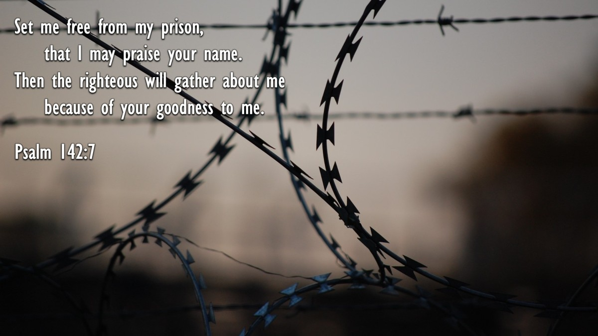 Psalm 142:7