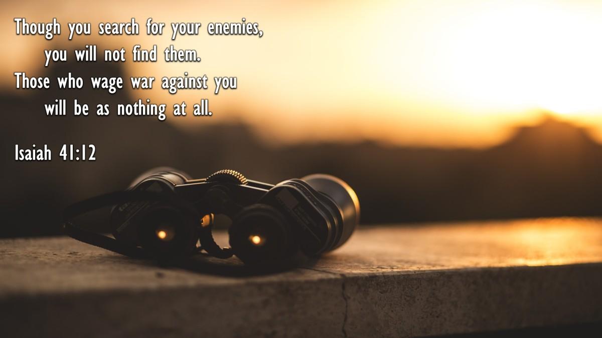 Isaiah 41:12