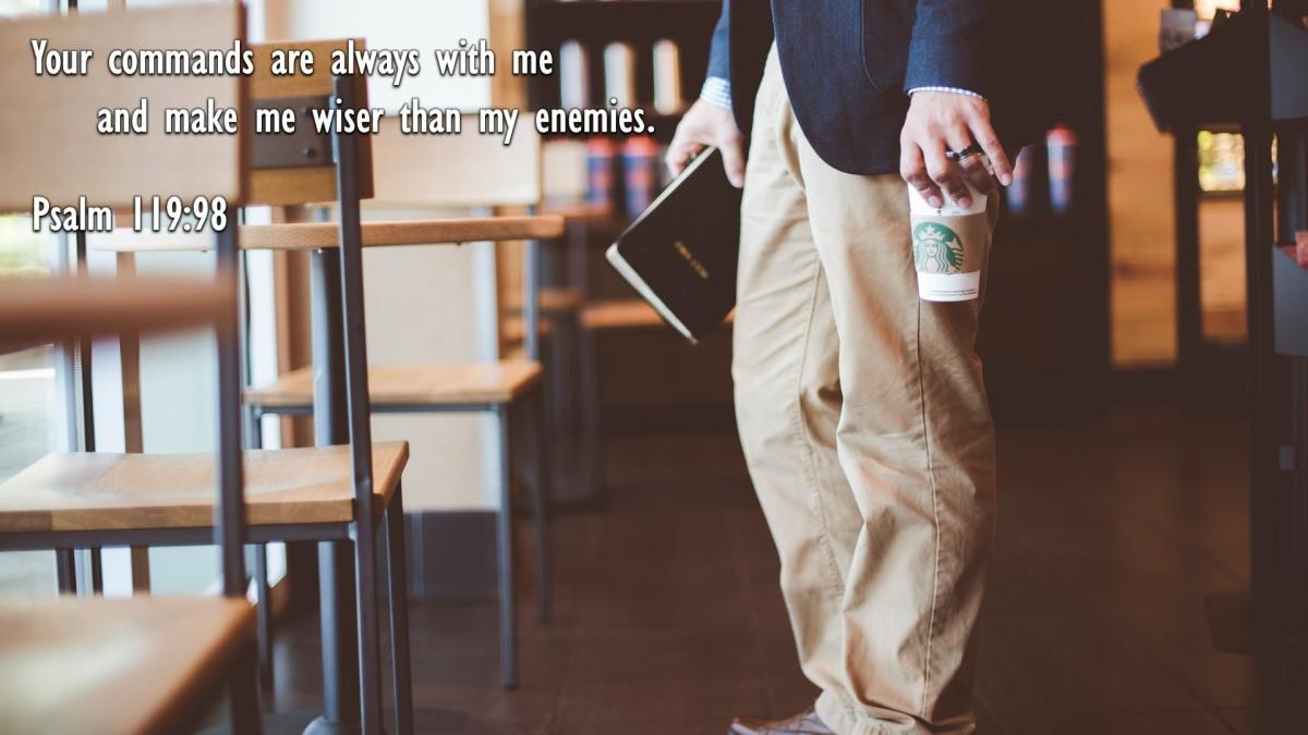 Psalm 119:98