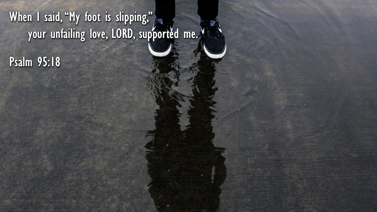 Psalm 95:18